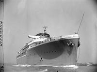 Steamships; Aquarama.