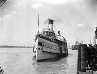 Steamships; Chippewa.
