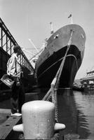 Steamships; Christopher Columbo.