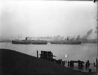 Steamships; Eastern & Western States.