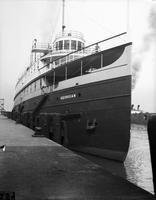 Steamships; Georgian.