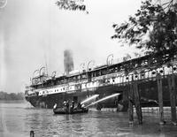 Steamships; Hamonic.