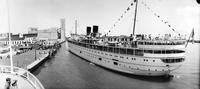 Steamships; South American.