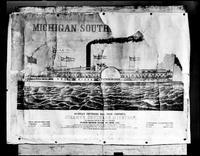 Steamships; Southern Michigan.