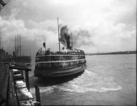 Steamships; Western States