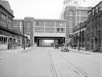 streets; John R. view of N. end at Ford Plant
