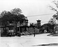 streets; Washington Blvd. ; history. West side Clifford to park. former home of Gov. Bagley