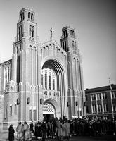 Michigan; Cities; ; Dearborn. Churches; Sacred Heart Catholic Church.