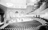 Orchestra Hall; Interior Views