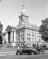 Michigan; Counties; Ingham. Courthouse.