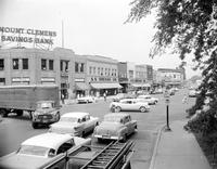 Michigan; Cities; ; Mt. Clemens.