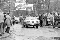Automobiles; Races; Press On Regardless Rally. -Start At Belle Isle. -British Columbians Repair Datsun