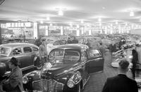 Automobiles; Shows; Detroit; 1939 - 1940
