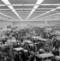 Automobiles; Shows; National; Detroit; 1960