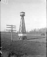 Aero; Airports; Wayne County; Speed Course Marker
