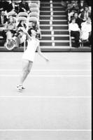 King, Billie Jean; Tennis Queen.
