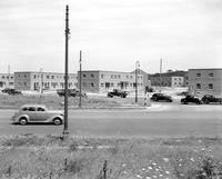 Housing; Group Plan; Detroit; Parkside. Competed homes.