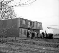 Houses; Prefabricated. harding & Freud. Bagley & 21st street. Middlebelt Near Van Born, Romulus Twp.