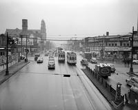 Streets; Grand River; Gas Rationing.