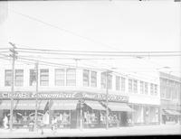 Streets; Gratiot. At Mt. Elliott 1931