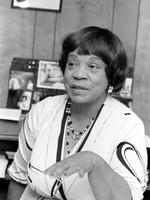 Lackey, Betty; President; Detroit NAACP