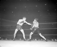 Boxing; Matches; Young Kid McCoy vs. Al Nettlow