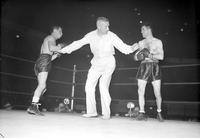 Boxing Matches; K. O. Morgan vs. Benny Goldberg. -Sam Hennessey