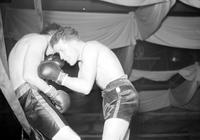Boxing; Matches; K. O. Morgan vs. Frankie Martin. -Morgan Won