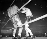 Boxing; Matches; Bob Pastor vs. Roscoe Toles