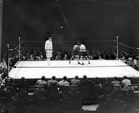 Boxing Matches; John Pena - Fidel La Barba