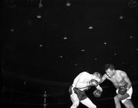 Boxing Matches; Sugar Ray Robinson vs. Garth Panter