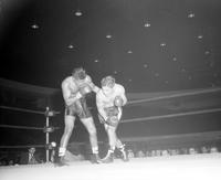 Boxing Matches; Gil Turner vs. Italo Scortichini