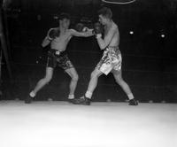 Boxing; Matches; Ed Waling vs. Joe Sworek