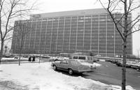 Ford Motor Company; Central Office Building; World Headquarters; Exterior