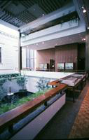 Detroit Institute of Arts; Jerome P. Cavanagh Wing; Exteriors & Interiors.