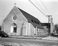 Churches; Lutheran: Peace Lutheran Church. -at E. Warren & Balfour.