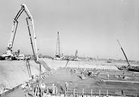 General Motors Corporation; Plants; Poletown Plant. First concrete poured