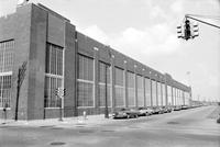 Fisher Body Plant; Detroit; Exterior of Building, 601 Piquette
