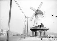 Belle Isle; Windmill at Bridge