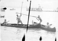Belle Isle; Water Carnival, Prior to 1926