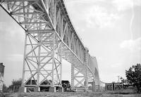 Bridges; Blue Water Bridge; Port Huron & Sarnia. -Dedication