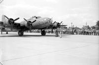 Army; Aero; Aircraft; Bombers; Memphis Belle. -At City Airport