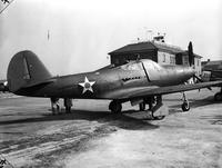 Army; Aero; Aircraft; Pursuit Planes. Bell Airacobra P-39