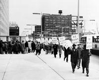 Unemployment; Detroit . Hunger March