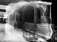 Railroad Stations: Grand Trunk Depot. - Exterior and Interior
