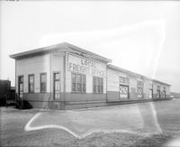 Railroad Stations;  Grand Trunk; Freight Depot, Avenuery Avenue