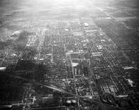 Michigan - Cities - Hamtramck. Aerial View