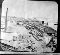Railroad: Companies: Michigan Central: Roundhouse and Freight Depot . - History
