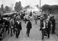 Riots; Michigan; Monroe; Newton Steel Company