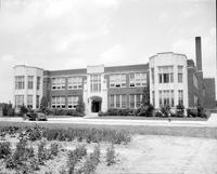 Michigan; Cities; . Dearborn Schools Henry Ford School.